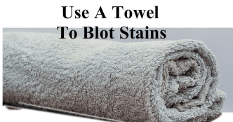 Blotting towel 2