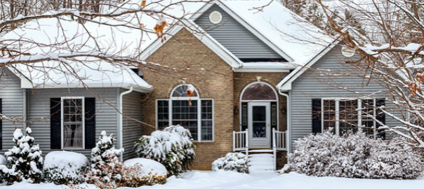 tips for cleaning home in winter