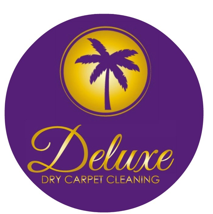 Deluxe Dry Carpet Cleaning Logo